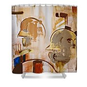 What Is Identity Shower Curtain
