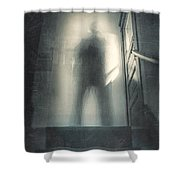What Is The Question Shower Curtain