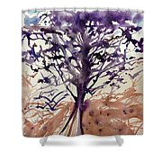 What Is The Tree? Shower Curtain