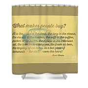 What Makes People Buy Shower Curtain