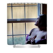 What Will Today Bring Shower Curtain