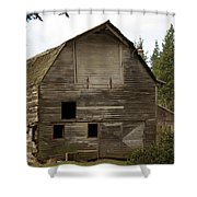 Whatcom Barn_mg_0808-edit- Shower Curtain