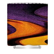 Wheat Field, Palouse Shower Curtain