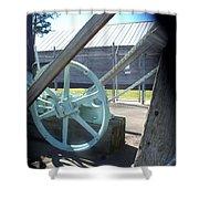 Wheel Of Economy Shower Curtain