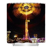 Wheels Of Wonder Shower Curtain