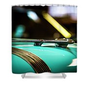 When Cars Were Cool Shower Curtain