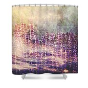 When Earth And Sky Collide Shower Curtain