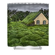 When Heaven Calls Your Name Shower Curtain