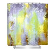 When I Am With You Shower Curtain