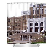 Where 9 Walked Shower Curtain