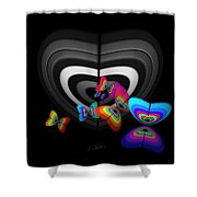 Where Angels Fear To Tread Shower Curtain
