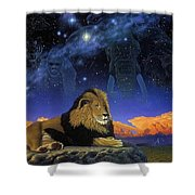Where Are My Brothers 2 William Schimmel Shower Curtain