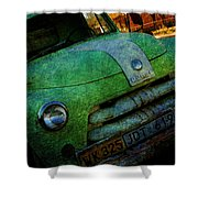 Where Are The Good Old Days Gone Shower Curtain
