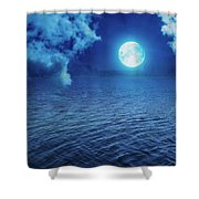 Where Dreams Come True 9 Shower Curtain
