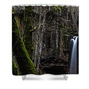 Where It All Starts Shower Curtain