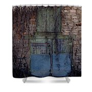 Where It Happened Shower Curtain