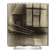 Where Memories Were Made Shower Curtain