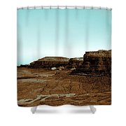 Where Nothing Grows Shower Curtain