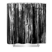 Luminosity Secrets Shower Curtain
