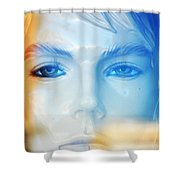 Whims Shower Curtain