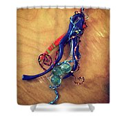 Whimsey Shower Curtain