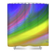 Whimsical #115 Shower Curtain
