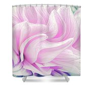 Whimsy Girl Shower Curtain