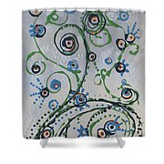 Whippersnapper's Whim Shower Curtain