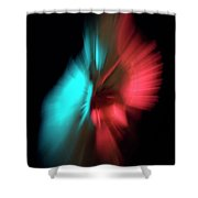Whirling Dervish Shower Curtain