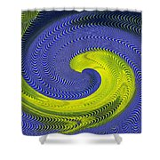 Whirlpool 4 Shower Curtain