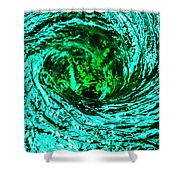 Whirlpool Shower Curtain