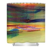 Whirlwind Shower Curtain