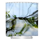 Whisper To Me Shower Curtain