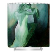 Whispered Passion Shower Curtain