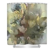 Whispering Bouquet 2 Shower Curtain