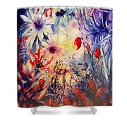 Soul Whisperings Shower Curtain