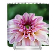 Whispers From The Garden Shower Curtain