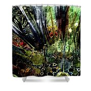 Whispers Of The Forest Shower Curtain