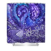 Whispers Of The Soul Shower Curtain
