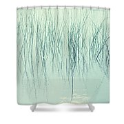 Whisps Shower Curtain