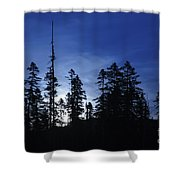 White Mountain National Forest - New Hampshire Shower Curtain