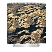 White Mountains ... Shower Curtain