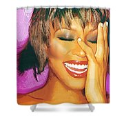 Whitney Shower Curtain