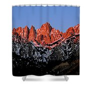 Whitney Sunrise Shower Curtain