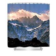 Whitney Sunset Shower Curtain