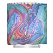 Whitout Titel Shower Curtain