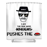 Who, Shower Curtain