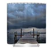 Wicked Weather Shower Curtain