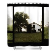 Widner Farms Shower Curtain