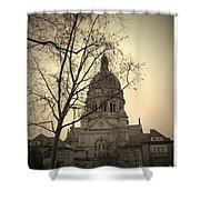 Wiesbaden Germany Shower Curtain